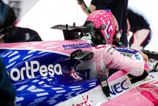 Fotos Lance Stroll F1 2019