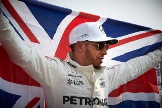 Fotos Lewis Hamilton Campeón del Mundo F1 2017 Foto 8