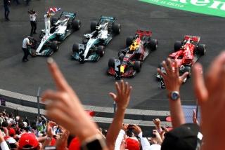 Fotos Lewis Hamilton Campeón del Mundo F1 2017 Foto 13