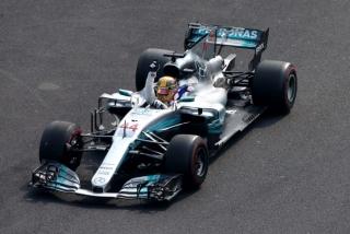 Fotos Lewis Hamilton Campeón del Mundo F1 2017 Foto 14