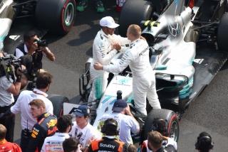 Fotos Lewis Hamilton Campeón del Mundo F1 2017 Foto 15