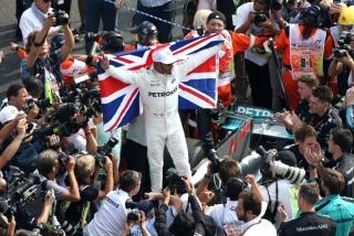 Fotos Lewis Hamilton Campeón del Mundo F1 2017 Foto 16