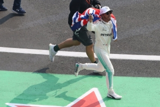 Fotos Lewis Hamilton Campeón del Mundo F1 2017 Foto 17