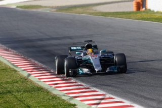 Fotos Lewis Hamilton F1 2017 Foto 8