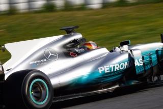 Fotos Lewis Hamilton F1 2017 Foto 9