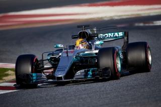 Fotos Lewis Hamilton F1 2017 Foto 11