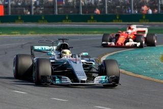 Fotos Lewis Hamilton F1 2017 Foto 17