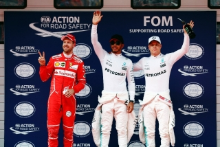 Fotos Lewis Hamilton F1 2017 Foto 19