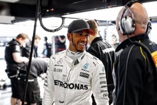 Fotos Lewis Hamilton F1 2017 Foto 20