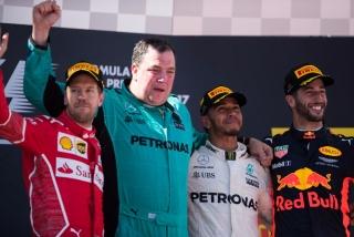 Fotos Lewis Hamilton F1 2017 Foto 37
