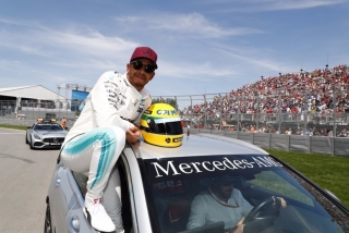 Fotos Lewis Hamilton F1 2017 Foto 54