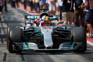 Fotos Lewis Hamilton F1 2017 Foto 55