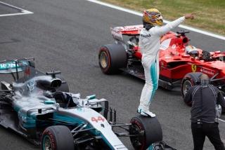 Fotos Lewis Hamilton F1 2017 Foto 71