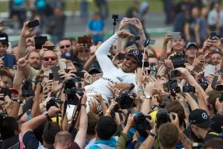 Fotos Lewis Hamilton F1 2017 Foto 75
