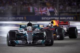 Fotos Lewis Hamilton F1 2017 Foto 87