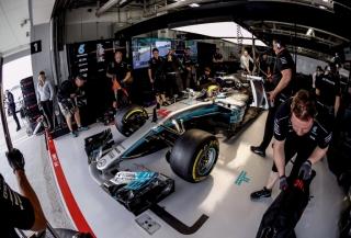 Fotos Lewis Hamilton F1 2017 Foto 101