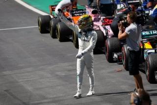 Fotos Lewis Hamilton F1 2017 Foto 143