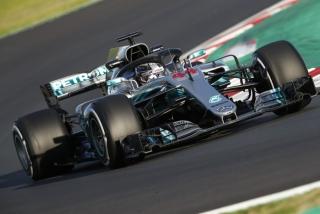 Foto 3 - Fotos Lewis Hamilton F1 2018