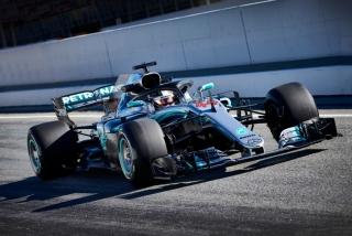 Fotos Lewis Hamilton F1 2018 Foto 4