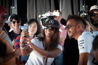 Fotos Lewis Hamilton F1 2018 Foto 8