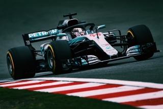Fotos Lewis Hamilton F1 2018 Foto 32