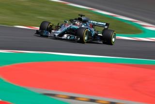 Fotos Lewis Hamilton F1 2018 Foto 43