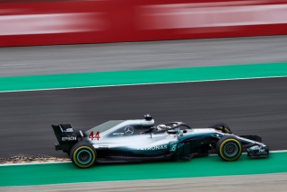 Fotos Lewis Hamilton F1 2018 Foto 45