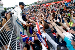 Fotos Lewis Hamilton F1 2018 Foto 48