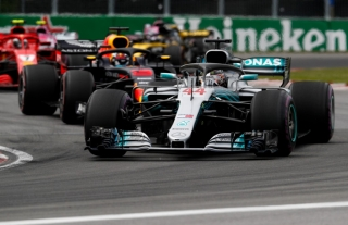Fotos Lewis Hamilton F1 2018 Foto 59