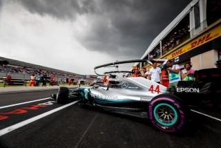 Fotos Lewis Hamilton F1 2018 Foto 62