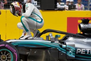 Fotos Lewis Hamilton F1 2018 Foto 63