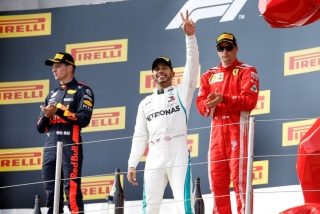 Fotos Lewis Hamilton F1 2018 Foto 68