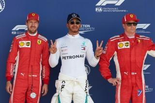 Fotos Lewis Hamilton F1 2018 Foto 74
