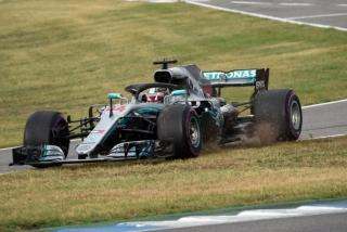 Fotos Lewis Hamilton F1 2018 Foto 80