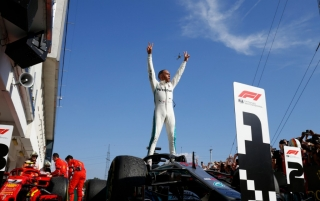 Fotos Lewis Hamilton F1 2018 Foto 87