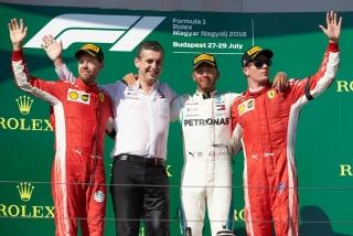 Fotos Lewis Hamilton F1 2018 Foto 88