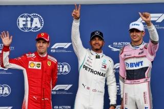 Fotos Lewis Hamilton F1 2018 Foto 93