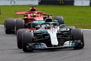 Fotos Lewis Hamilton F1 2018 Foto 95