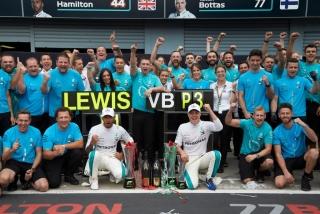 Fotos Lewis Hamilton F1 2018 Foto 99