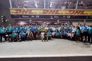 Fotos Lewis Hamilton F1 2018 Foto 104
