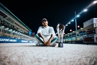 Fotos Lewis Hamilton F1 2018 Foto 112