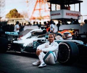 Fotos Lewis Hamilton F1 2018 Foto 117