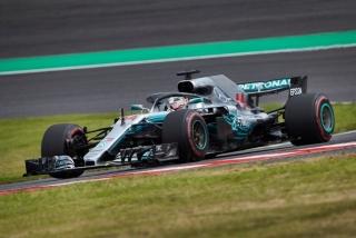 Fotos Lewis Hamilton F1 2018 Foto 119