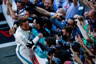 Fotos Lewis Hamilton F1 2018 Foto 122