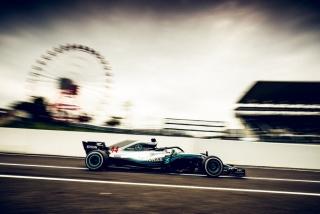 Fotos Lewis Hamilton F1 2018 Foto 125