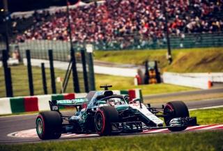 Fotos Lewis Hamilton F1 2018 Foto 126