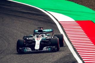 Fotos Lewis Hamilton F1 2018 Foto 130