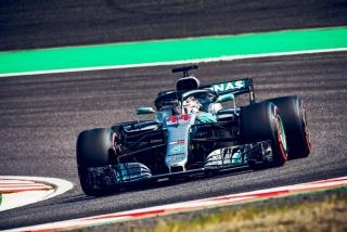Fotos Lewis Hamilton F1 2018 Foto 133