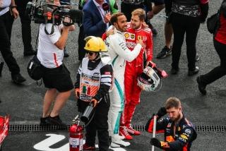 Fotos Lewis Hamilton F1 2018 Foto 156