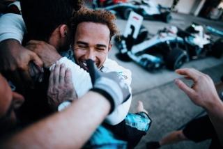 Fotos Lewis Hamilton F1 2018 Foto 163
